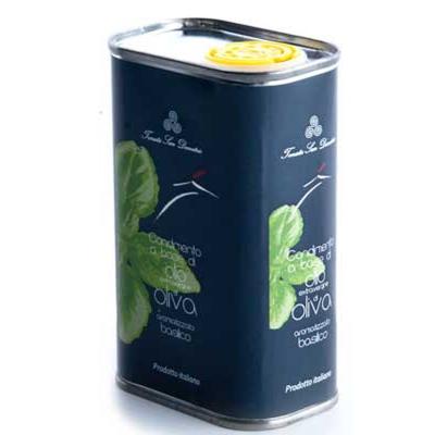 basilicum-olijfolie