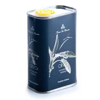 salie-olijfolie