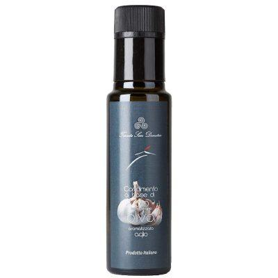 Knoflook Extra Vergine Olijfolie in flaconnetje 100 ml