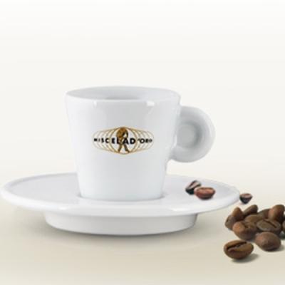 Miscela d'Oro espresso cup