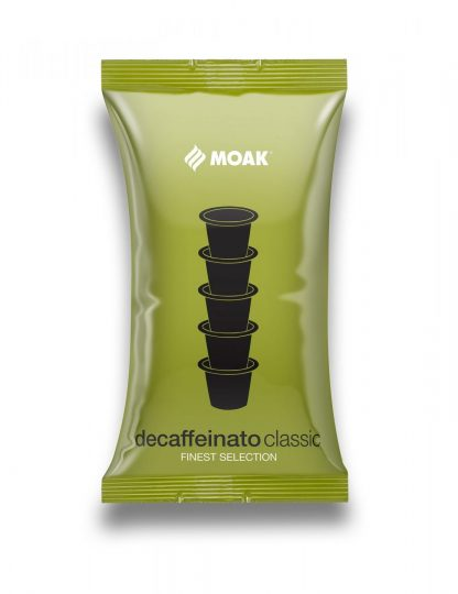MOAK Decaffeinato Nespresso Capsules 10 stuks