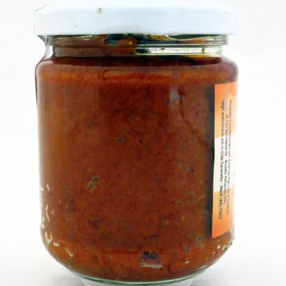 zongedroogde tomaten tapenade - pate di pomodori secchi 180g