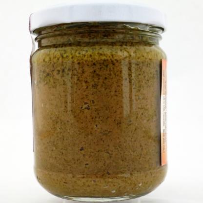zwarte olijven tapenade - crema di olive nere 180g